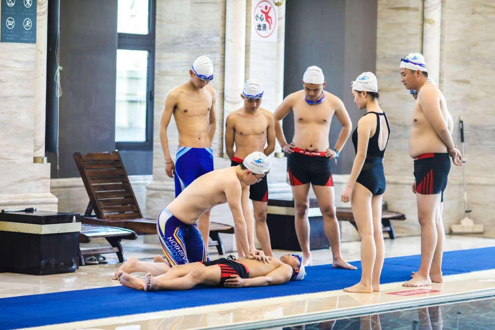 湖南零基础游泳教练培训