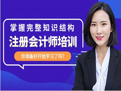 北京注册会计师线上培训