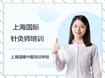 上海国际针灸师培训