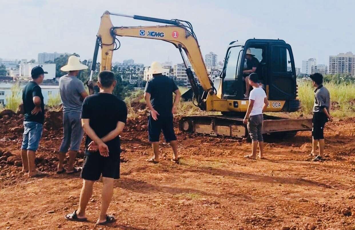江西挖掘机技术培训