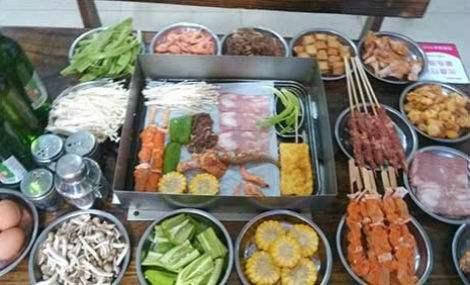 韩式烤肉技术学习