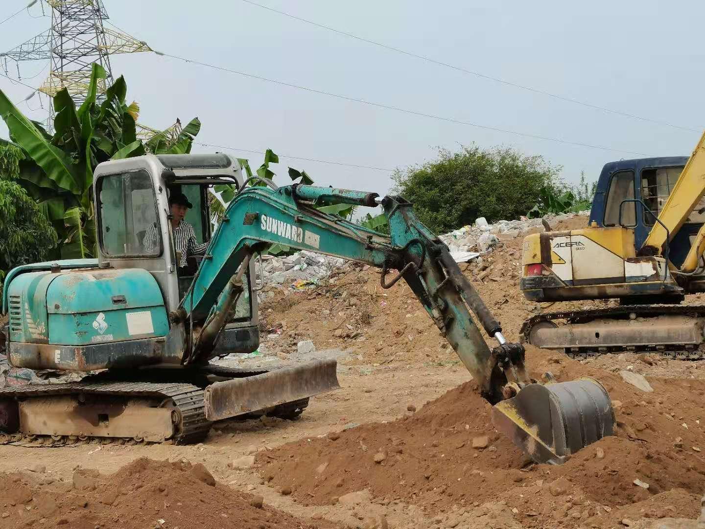 广东从化挖土机培训基地,从化挖土机操作证办理,从化挖掘机技能