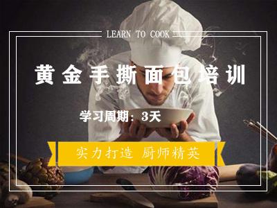 北京黄金手撕面包培训