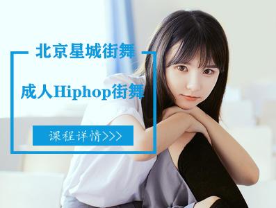 北京成人Hiphop街舞培训
