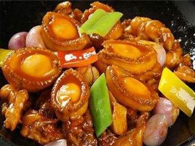 西安鲍鱼鸡煲培训
