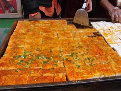 西安铁板豆腐培训