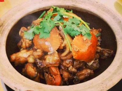 西安鸡煲蟹培训