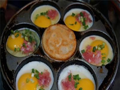 西安鸡蛋汉堡培训