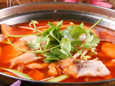西安酸汤鱼培训
