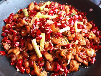 西安辣子鸡火锅培训
