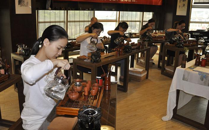 想学茶艺师从哪学起