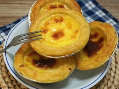 南京萄式蛋挞培训